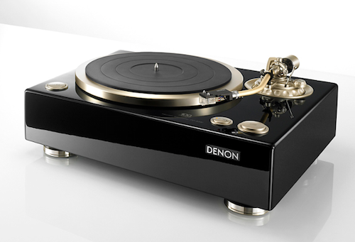 Denon Celebrates 100th Birthday With Gorgeous Turntable