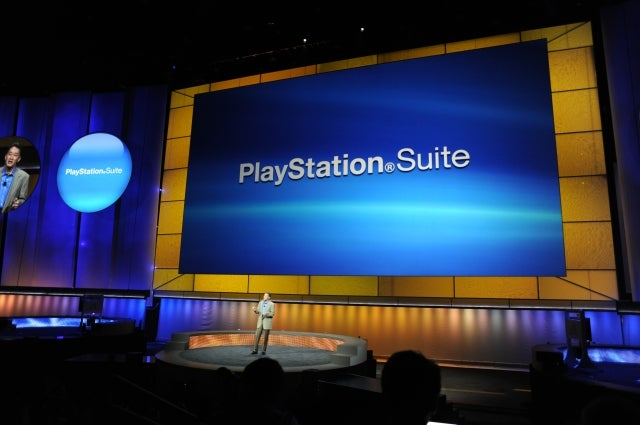 PlayStation Suite Makes Lots of Android Phones PlayStation Phones