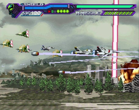 Macross: Do You Remember Love? on the PlayStation is a Forgotten 2D-Shooter Classic