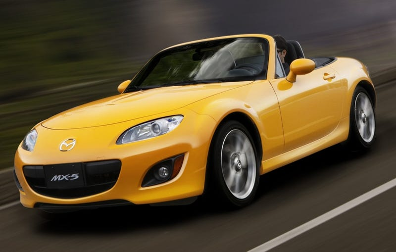 2009 Mazda MX-5 Miata: Celebrating 20 Years With A Chi-Town Party