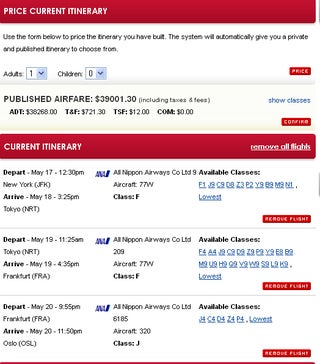 how to buy airline tickets with miles