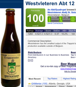 RateBeer Finds You a Good Brew