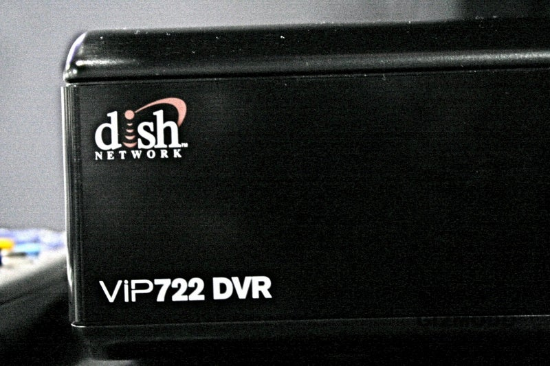 Dish Network ViP 722 DVR: More Space, Black Chassis, Slight Improvement