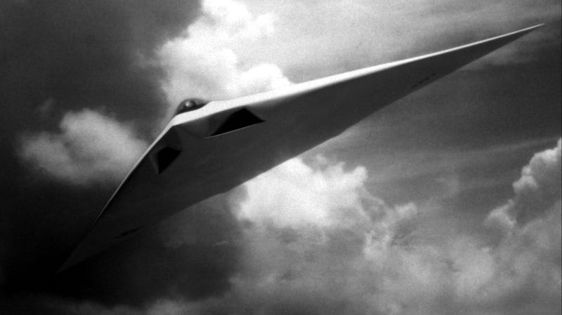 "The Navy Almost Built a ""Flying Dorito"" It Couldn't Afford to Fly"