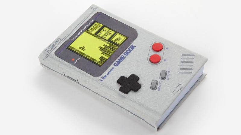 Here's the Perfect Diary To Divulge How Much You Miss Your Game Boy