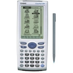 Casio ClassPad 300 Touch-Screen Graphic Calculator