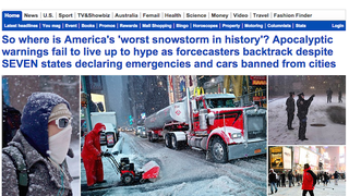 Kiröhögik a hóvihartól parázó Amerikát, de rettegnek a mínusz 5 foktól