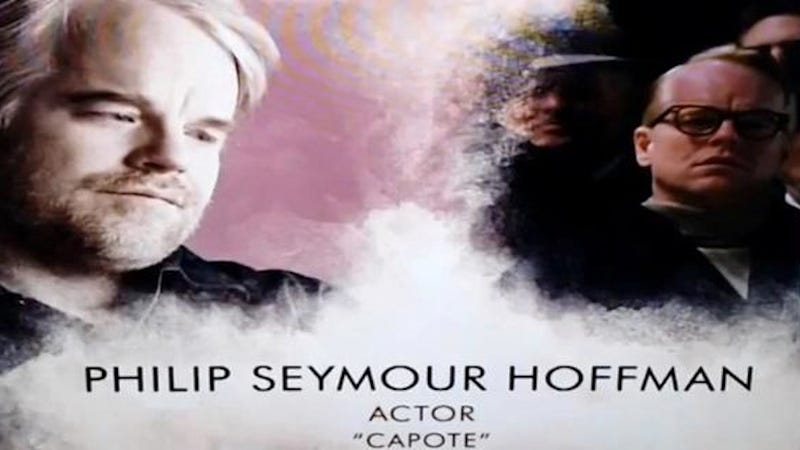 "Who Was Left Off of the Terrible Oscars ""In Memoriam"" Montage?"