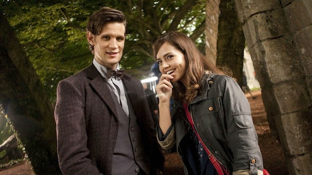 The Doctor Who 50th anniversary will be in 3D and movie theaters, too