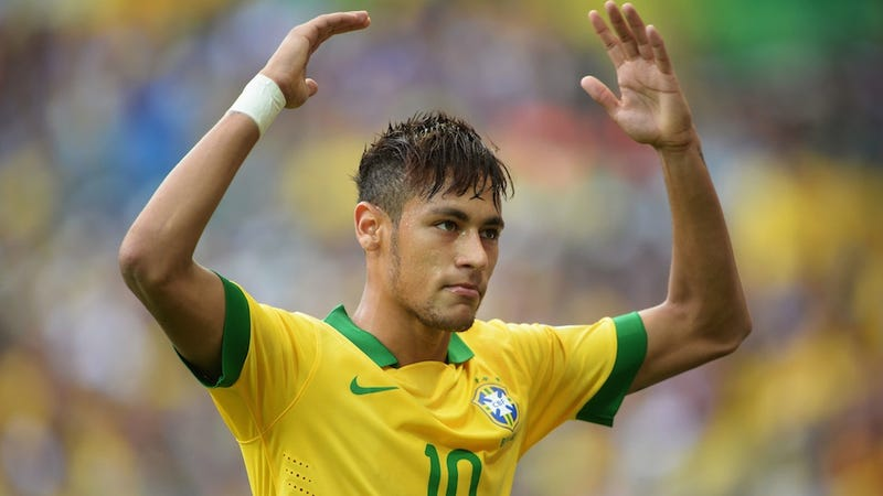 Tomorrow's Brazil-Spain Confederations Cup Final Is All About Neymar