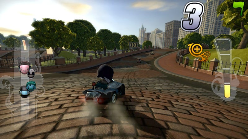 Modnation Racers Completely Redesigned for the NGP