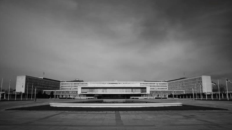 Strange Architecture Of The Tito And Ceausescu Regime