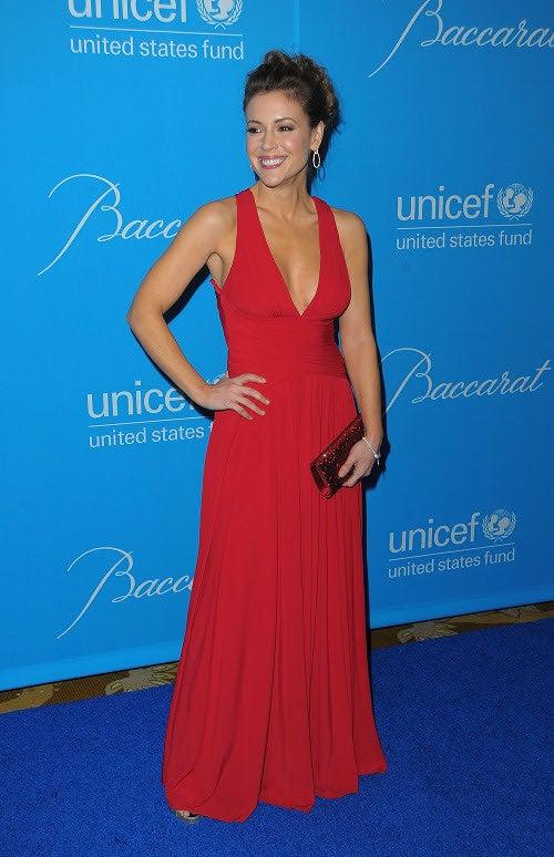 'Tis The Season: Mayhem, Models At The Unicef Ball