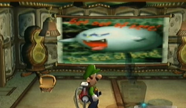 How To Get To The Hidden Room In Luigi S Mansion