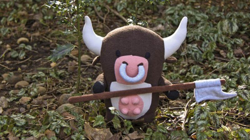 These Diablo 2 Plushies Are a Rare Real-World Drop