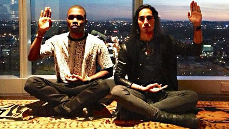 Is Frank Ocean Dating Model Willy Cartier and Why Do You Care? (Is It Because You're Jealous?)
