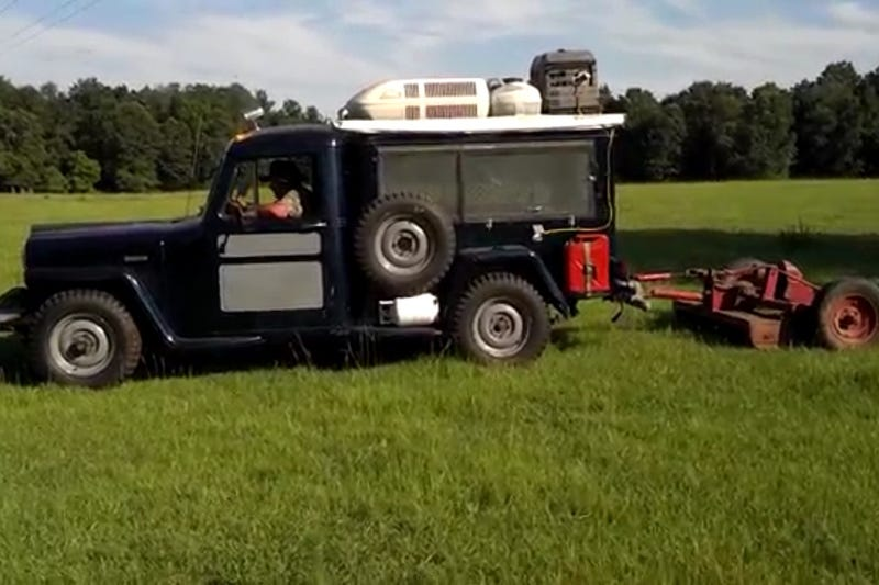 The 'Go Anywhere Willys' Of Your Dreams?
