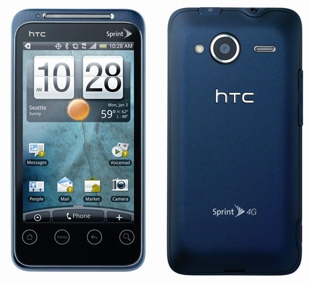 Sprint's HTC EVO Shift 4G On Sale January 9th