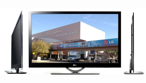 LG LH95 LED-Backlit Ultrathin LCD Packs in Wireless HD and HD Divx Support