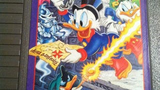 DuckTales 2 is a NES collector's gem. Proud to say I snagged a copy of it last year at a yard sale.