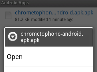 Use Dropbox to Easily Install Non-Market Android Apps