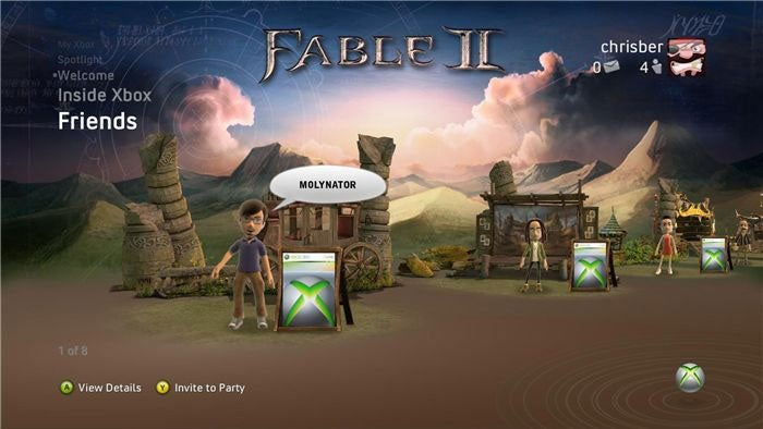 And The Big Fable II Announcement Is...