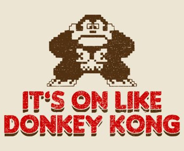 "It's On Like A Trademark Application For ""It's On Like Donkey Kong"""