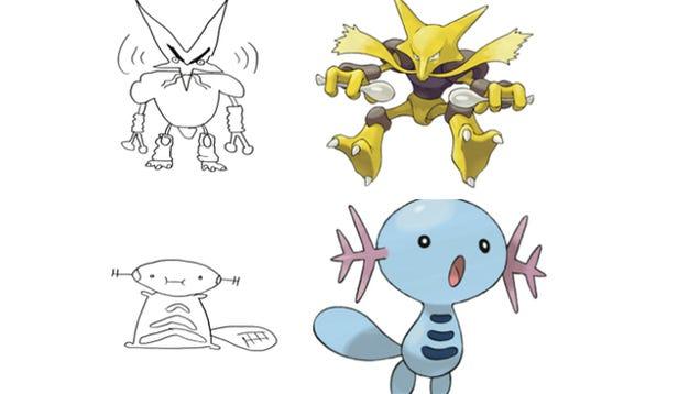 Hard To Draw Pokemon Images | Pokemon Images