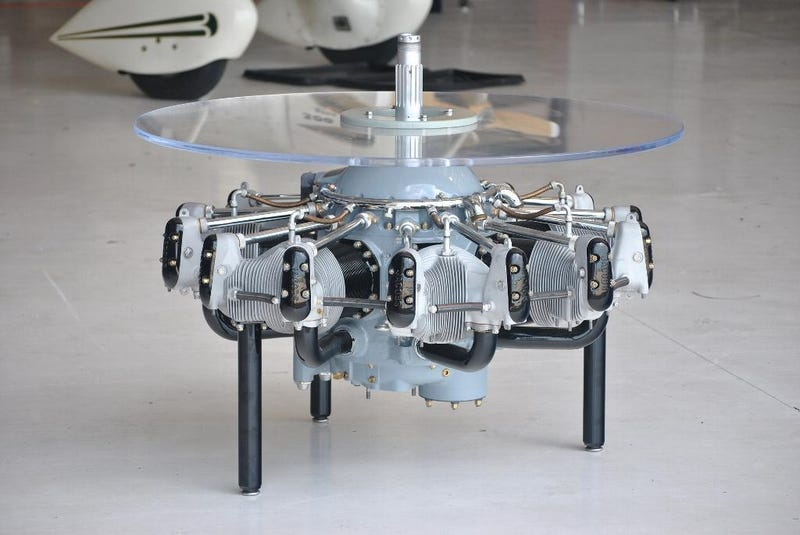 Show Us (ME): The Coolest Engine Tables