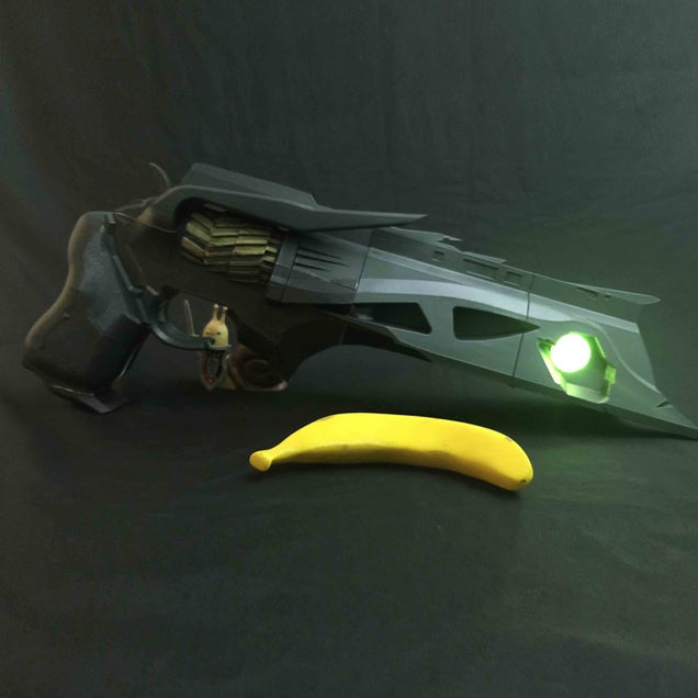 3D-Printed Destiny Gun That Actually Works