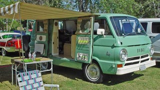 What Regular Car Would Make A Great Food Truck