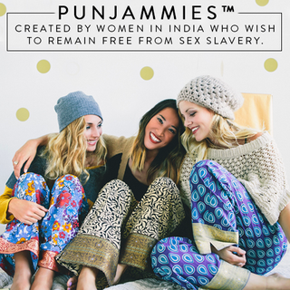 These pajamas rescue prostitute