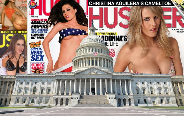 Congressmen Just Can't Stop Getting Porn in the Mail