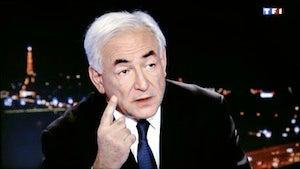 Strauss-Kahn Calls Alleged Rape a 'Moral Fault'