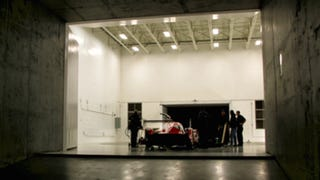 Here's The First Official Image Of The Nissan GT-R LM Nismo Le Mans Car