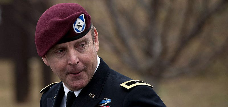 Army General's Pension Docked, But He Still Gets Military Retirement
