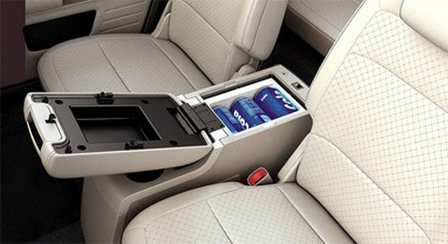 Ford Adds a Fridge to the Flex