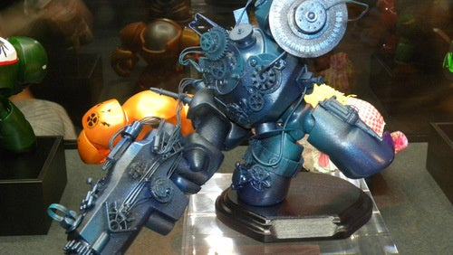 101 Ways To Decorate Your StarCraft II Space Marine