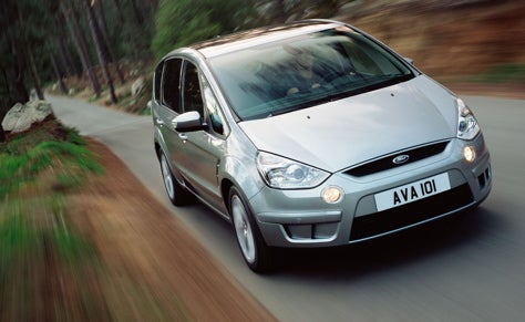 More on Ford Europe's US Transplants: S-Max Could Be Coming