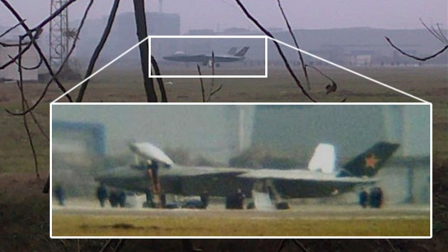 This Is China's Secret Stealth Strike Fighter