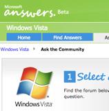 Microsoft Offers Windows Vista Answers Tech Help Forum