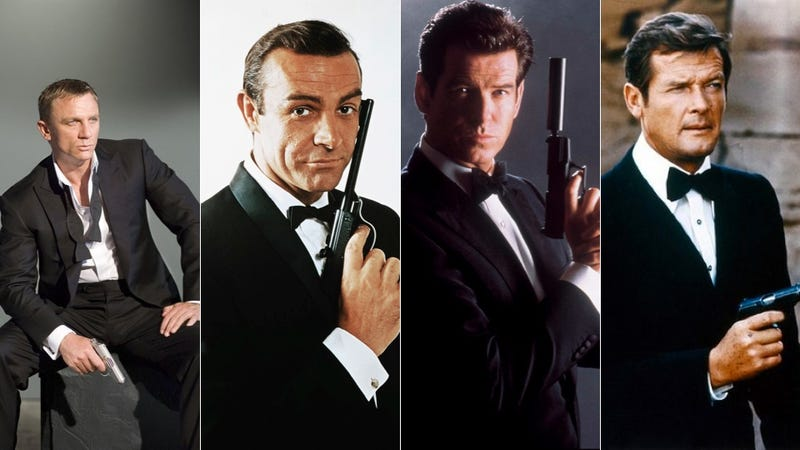 Get Ready to Find Out What James Bond Smells Like