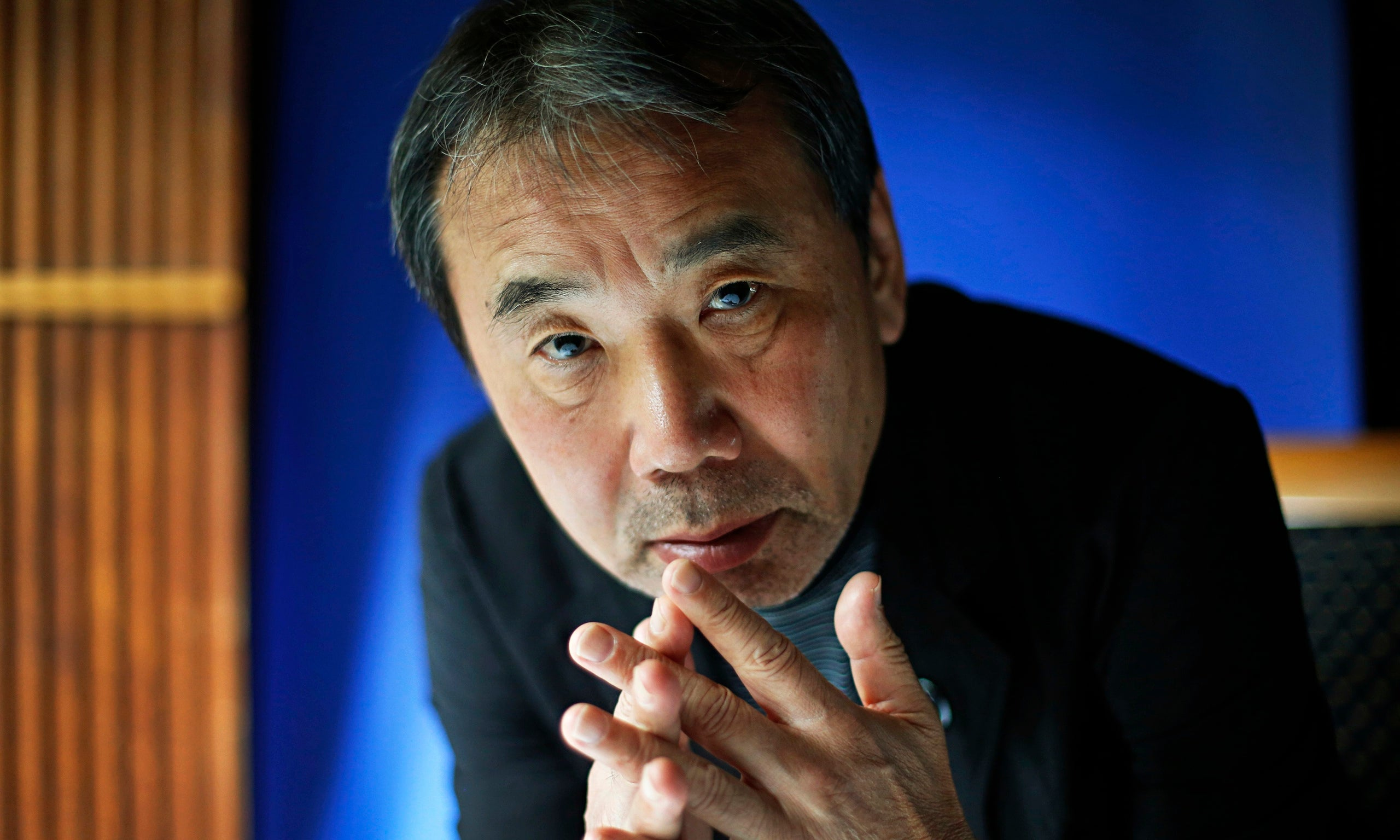 Haruki Murakami earned a  million dollar salary, leaving the net worth at 10 million in 2017