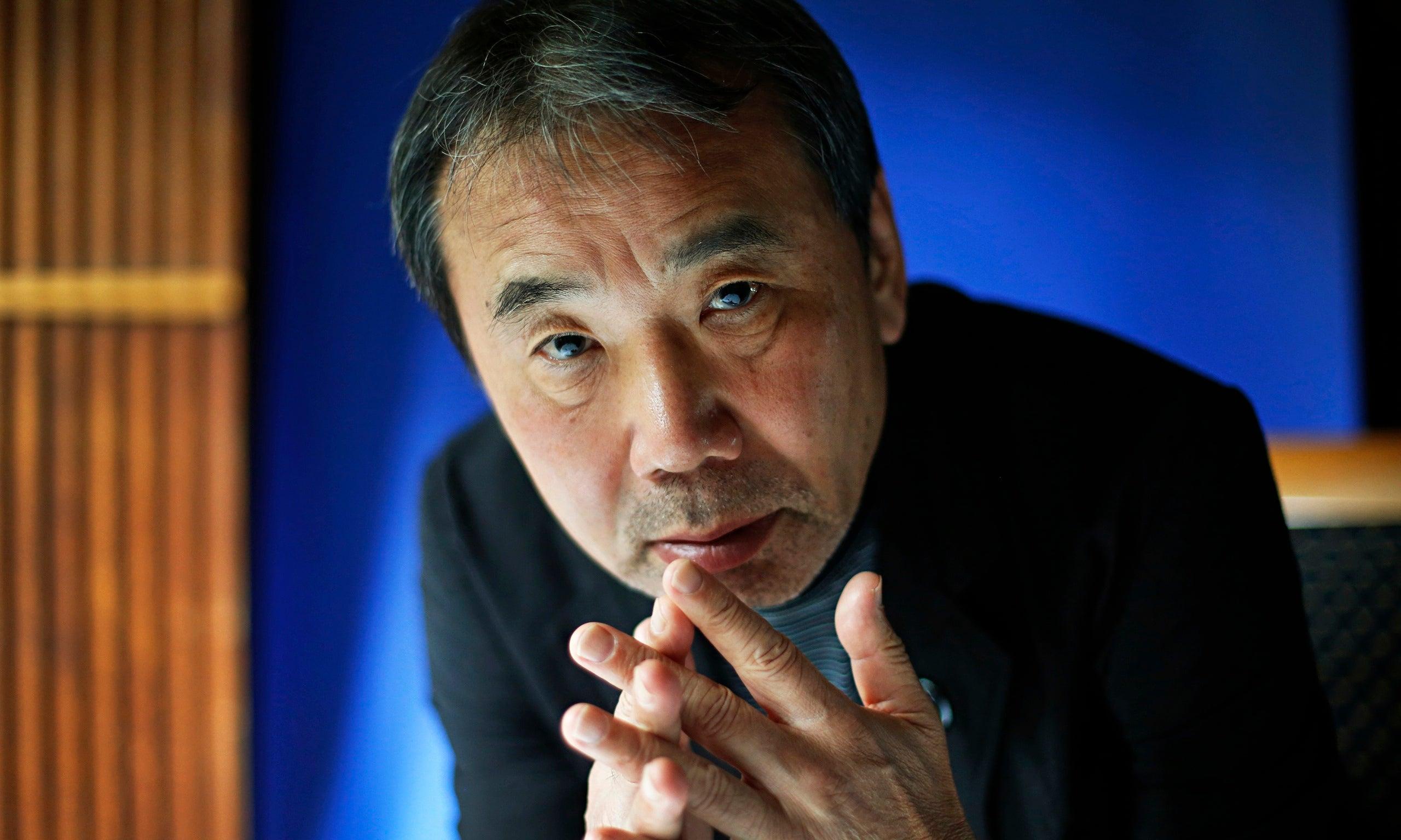Haruki Murakami earned a  million dollar salary - leaving the net worth at 10 million in 2017