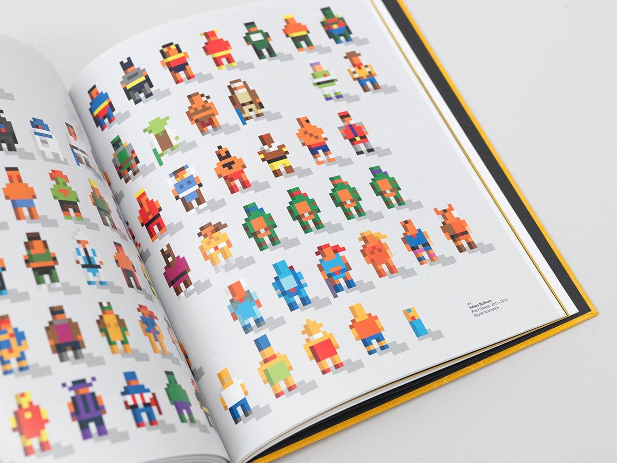 Pixel Art Feature