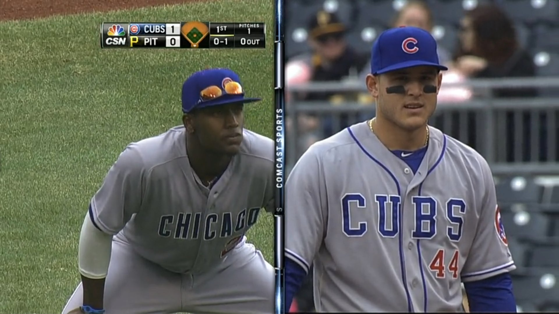 The Cubs Aren't Even Bothering With Matching Uniforms Anymore