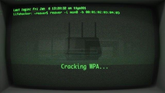 Безопасность Взлом WiFi сети с WPA/WPA2 шифрованием. . Выбираем точку, кот