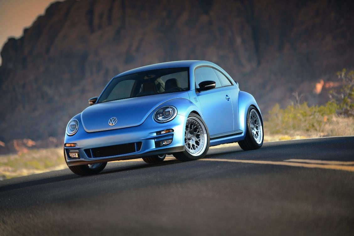 The Vw Vortex 500 Hp Awd Super Beetle