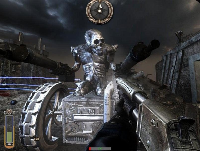 Видео прохождение игры necrovision- Прохождение NecroVision часть 1. YouTub