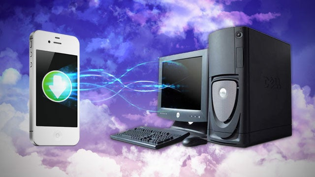 how to connect to your home computer remotely